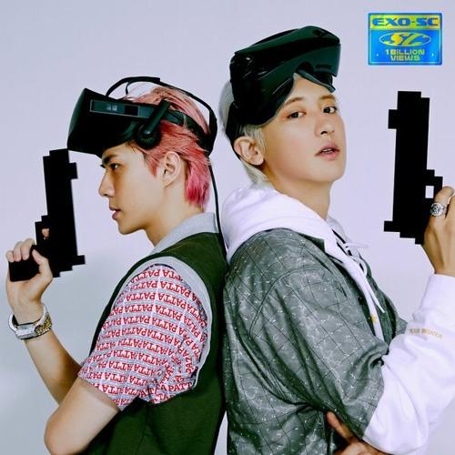 ภาพปกอัลบั้มเพลง EXO-SC - Nothin' (찬열 CHANYEOL Solo)
