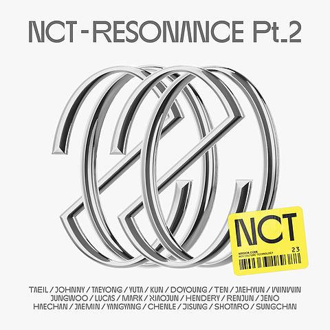 ภาพปกอัลบั้มเพลง 096 NCT U-01-90's Love